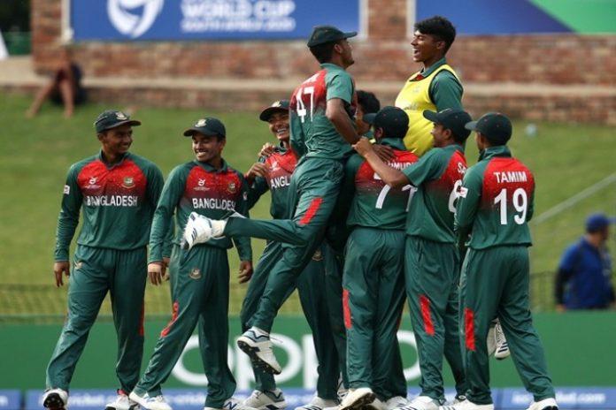 ICC U-19 World Cup 2020 Bangladesh Champions