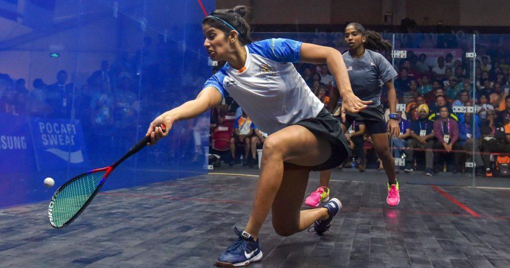 national squash championship 2019-20