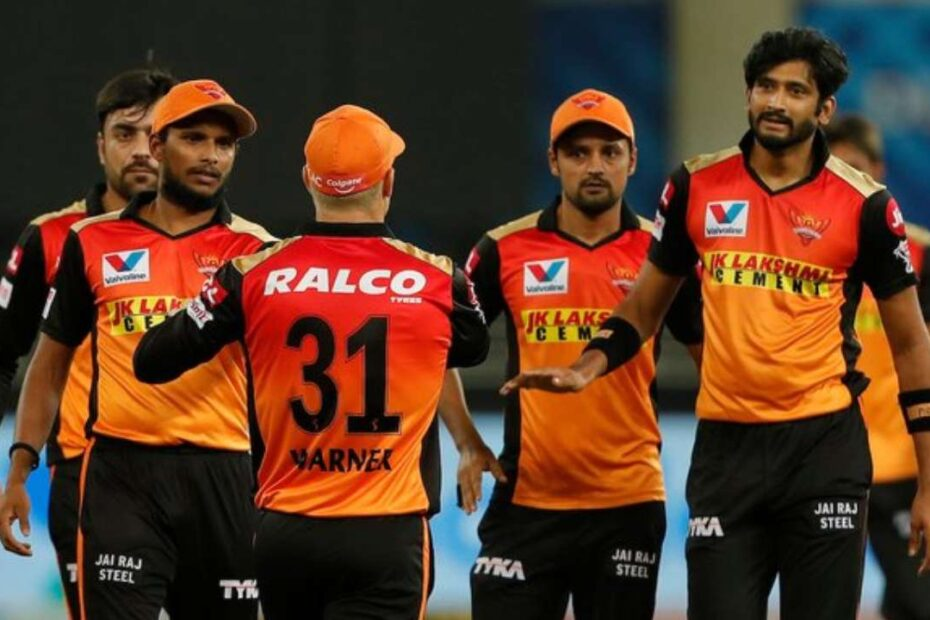 sunrisers hyderabad-srh-ipl 2020-match 40