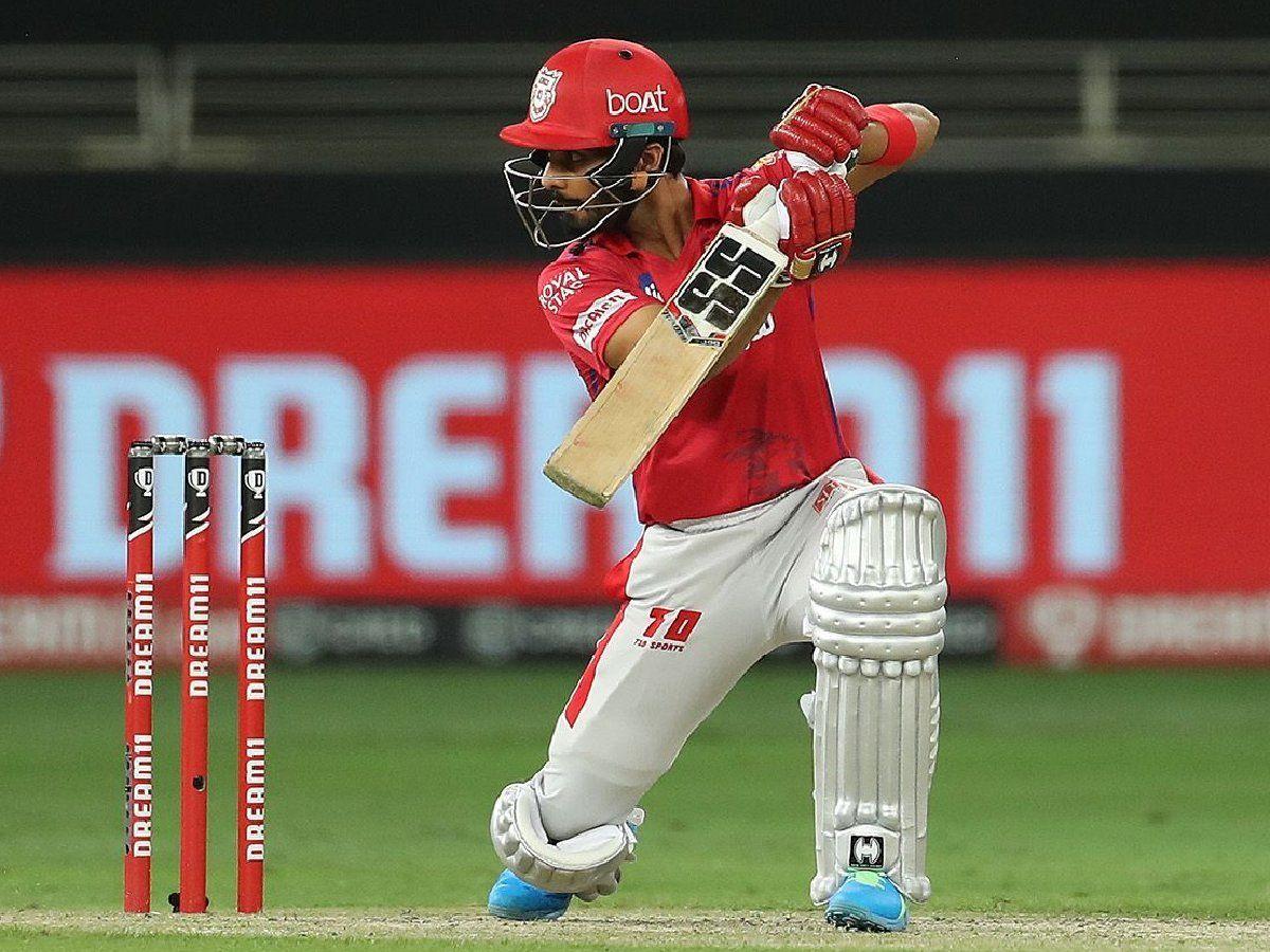Mandeep_Singh_IPL - KXIp v/s KKR -match 46- IPL 2020