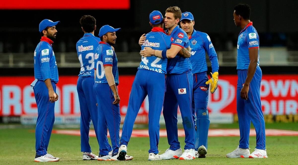 delhi capitals -match no 30 of IPL 2020 v/s rajasthan royals