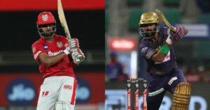 KXIP vs KKR - Match no 24 in IPL 2020