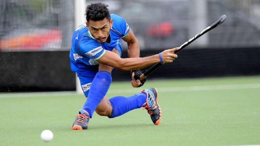 kothajit-singh-khadangbam hockey player india