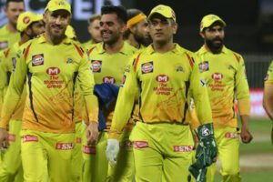 IPL 2021: chennai super kings