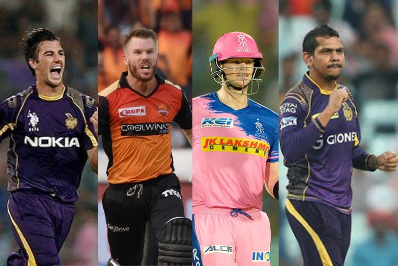 ipl 2021 ocerseas players