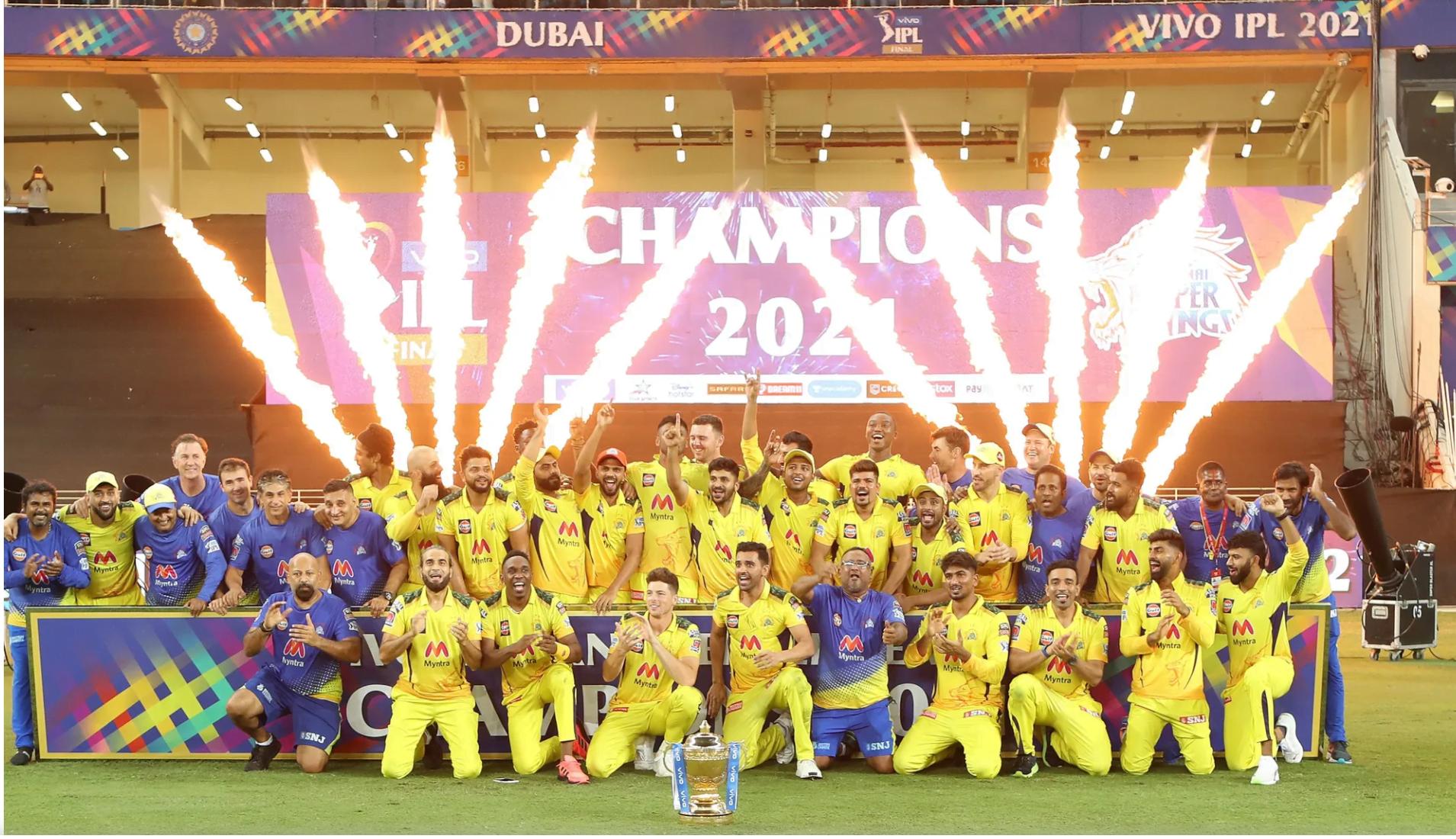 ipl-2021-champion- CSK